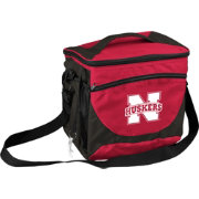 Nebraska Cornhuskers 24 Can Cooler
