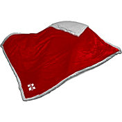 Nebraska Cornhuskers Sherpa Throw