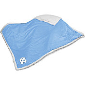 North Carolina Tar Heels Sherpa Throw