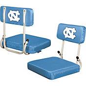 North Carolina Tar Heels Hard Back Stadium Seat