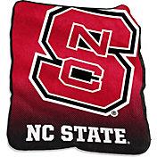 NC State Wolfpack Raschel Throw
