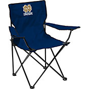 Notre Dame Fighting Irish Team-Colored Canvas Chair