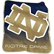 Notre Dame Fighting Irish Raschel Throw