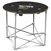 Purdue Boilermakers Portable Round Table