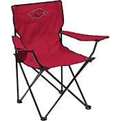 Arkansas Razorbacks Team-Colored Canvas Chair