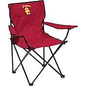 USC Trojans Team-Colored Canvas Chair