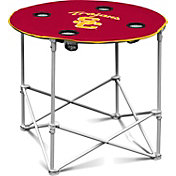 USC Trojans Portable Round Table