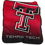 Texas Tech Red Raiders Raschel Throw