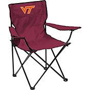 Virginia Tech Hokies Team-Colored Canvas Chair