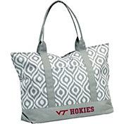 Virginia Tech Hokies Ikat Tote