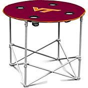 Logo Virginia Tech Hokies Round Table