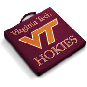 Virginia Tech Hokies Stadium Seat Cushion