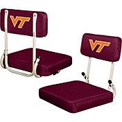Virginia Tech Hokies Hard Back Stadium Seat