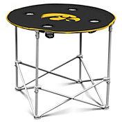 Iowa Hawkeyes Portable Round Table