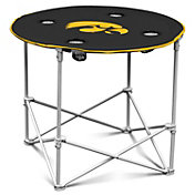 Iowa Hawkeyes Portable Round Table