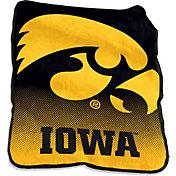 Iowa Hawkeyes Raschel Throw