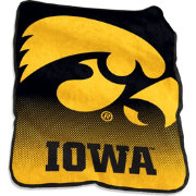Iowa Hawkeyes Raschel Throw