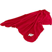 Wisconsin Badgers Huddle Throw