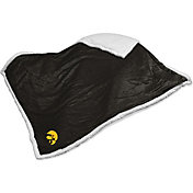 Iowa Hawkeyes Sherpa Throw