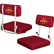 Iowa State Cyclones Hard Back Stadium Seat