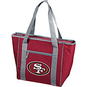San Francisco 49ers 30-Can Cooler Tote