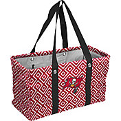 Tampa Bay Buccaneers Double-Diamond Picnic Caddy