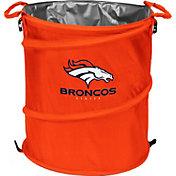 Logo Denver Broncos Trash Can Cooler