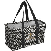 New Orleans Saints Double-Diamond Picnic Caddy