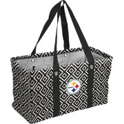 Pittsburgh Steelers Double-Diamond Picnic Caddy