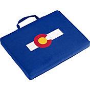 Logo State of Colorado Flag Bleacher Cushion