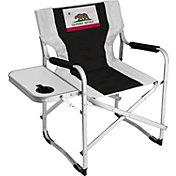 Logo State of California Flag Alumni Deck Chair