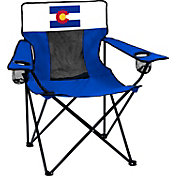 Logo State of Colorado Flag Elite Chair