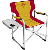 Logo State of New Mexico Flag Alumni Deck Chair