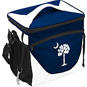 Logo State of South Carolina Flag 24 Can Cooler Bag