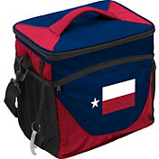 Logo State of Texas Flag 24 Can Cooler Bag