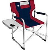 Logo State of Texas Flag Alumni Deck Chair