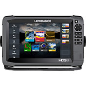 Lowrance HDS-9 Gen3 Fish Finder/Chartplotter Combo with StructureScan3D