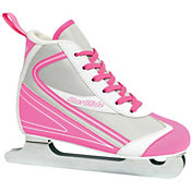 Lake Placid Girls' Starglide Double Runner Ice Skates