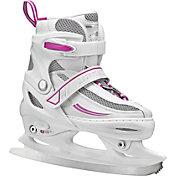 Lake Placid Girls' Summit Adjustable Ice Skates