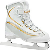 Lake Placid Women's Everest Soft Boot Figure Skates
