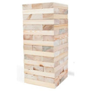 LumberStak XXL Block Stacking Game