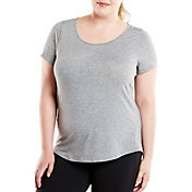lucy Women's Plus Size Workout T-Shirt
