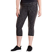 lucy Women's Plus Size Studio Hatha Capri Leggings