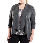 lucy Women's Plus Size Tranquility Slub Wrap Jacket