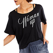 lucy Women's Woman Up Graphic T-Shirt