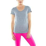 lucy Women's Workout Short Sleeve Shirt