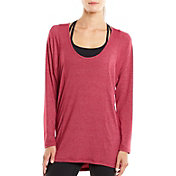 lucy Women's Take A Pause Tunic Long Sleeve Shirt