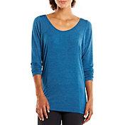 lucy Women's Take A Pause Tunic Long Sleeve Shirt
