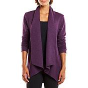 lucy Women's Tranquility Slub Wrap Jacket