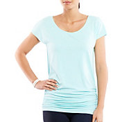 lucy Women's Yoga Girl Short Sleeve Shirt